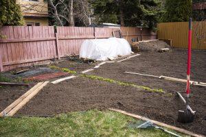 Aktiver Gartenbau