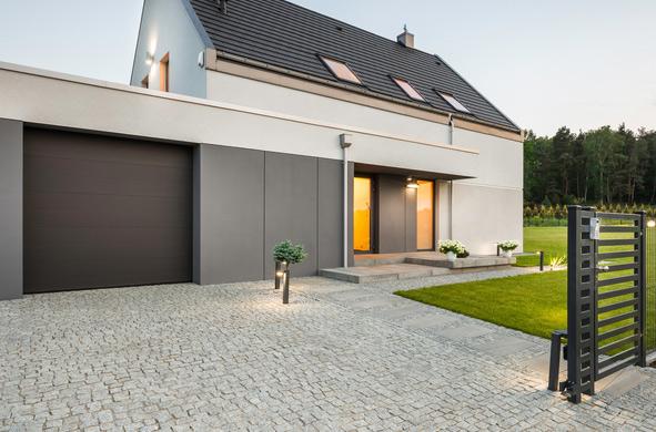 einfahrt pflastern schritt f r schritt auf 11880. Black Bedroom Furniture Sets. Home Design Ideas