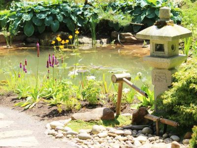 Feng Shui Garten
