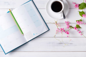Kalender Gartenarbeit
