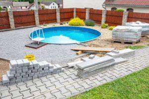 Pool bauen lassen