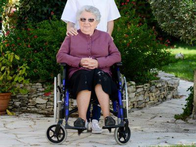 Ein barrierefreier Garten für Rollstuhlfahrer